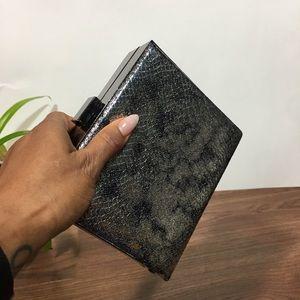 Handbags - 🌻 Faux Snake Skin Square Clutch🌻